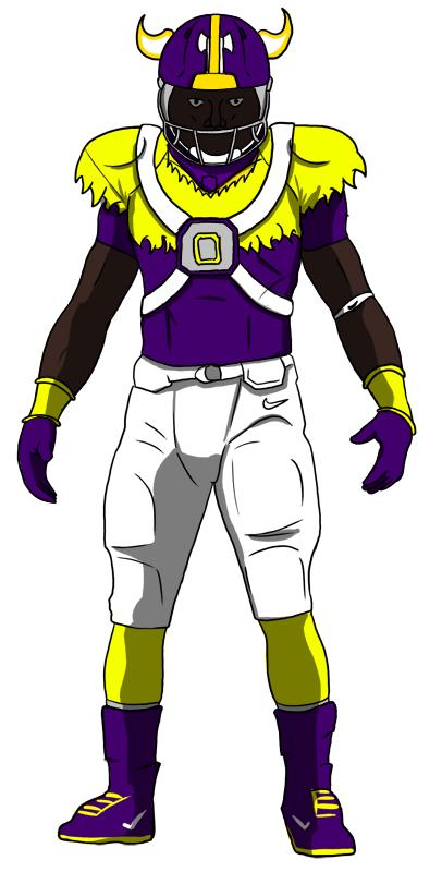VikingsUniform