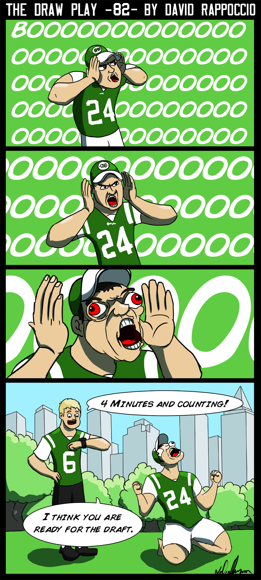 I hope the Jets draft Te'o so much