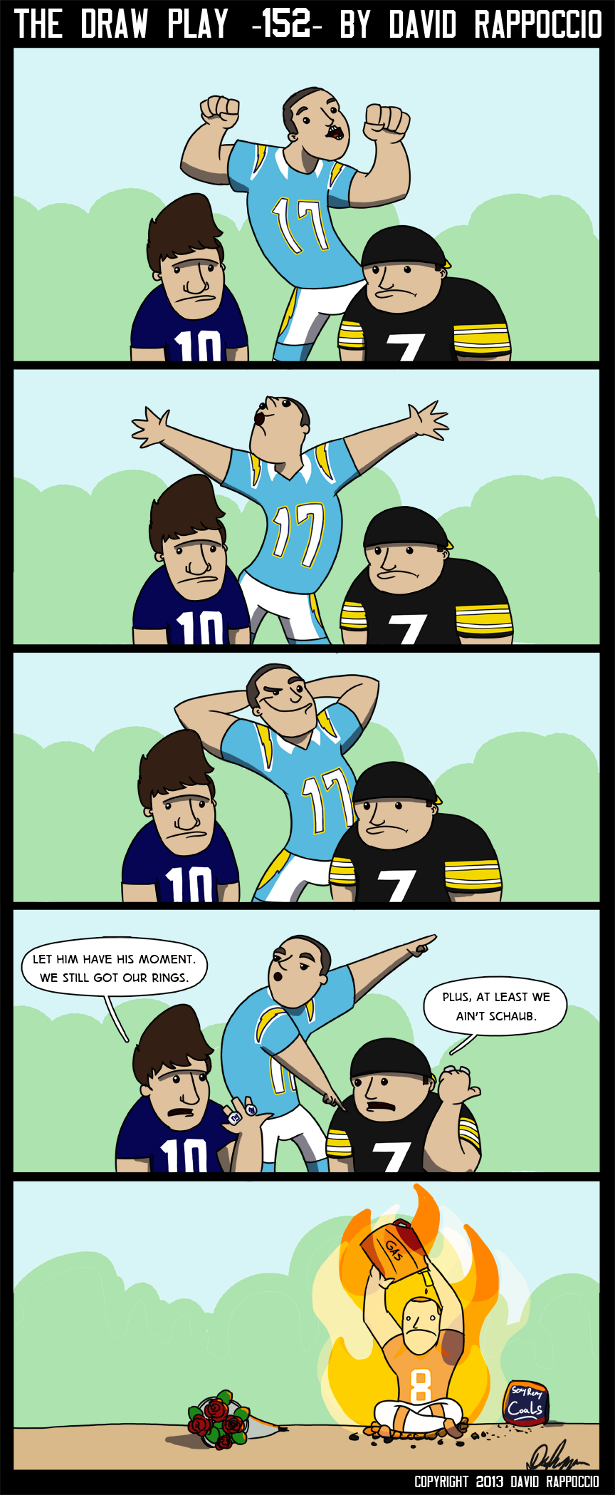 The Rivers comics are going to start becoming a list of ways to kill yourself