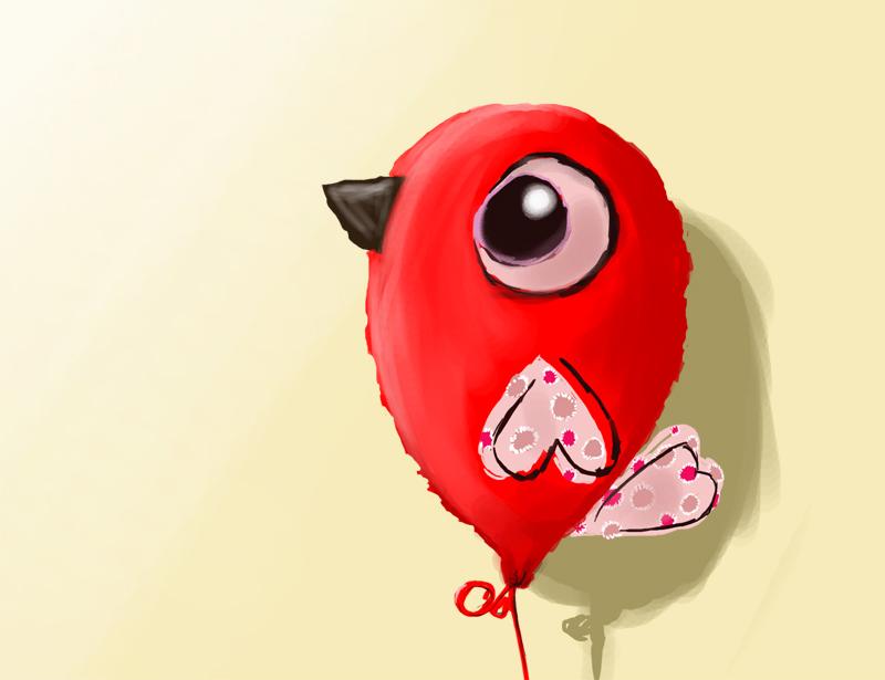 Love bird copy