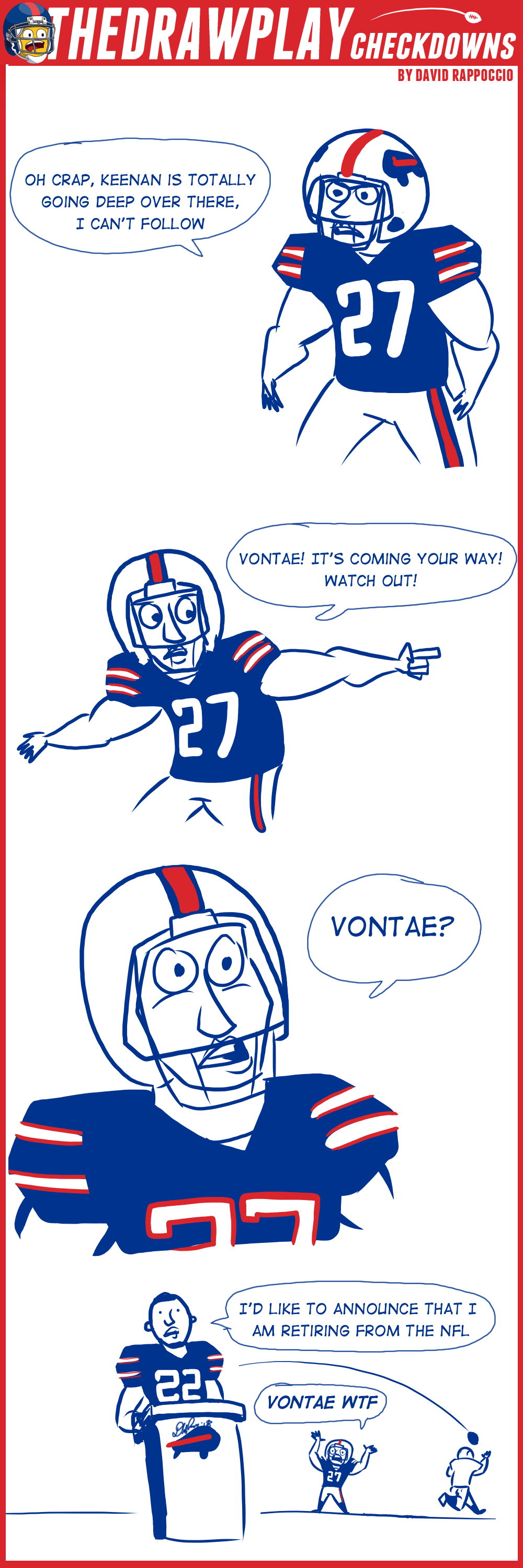 Tomorrow is only a Vontae away