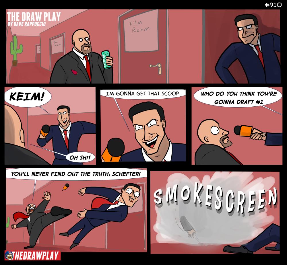 KEIM WINS SMOKESCREEN