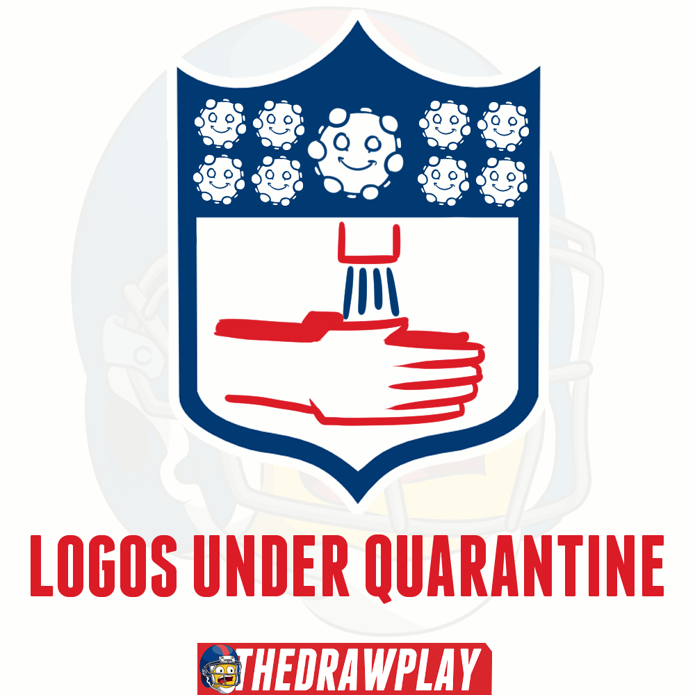 What If The NFL Logos Got Quarantined?